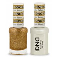 DND GEL 401 Golden Sahara Star 2/Pack-Nail Supply UK