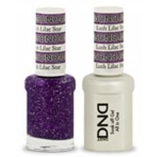 DND GEL 405 Lush Lilac Star 2/Pack