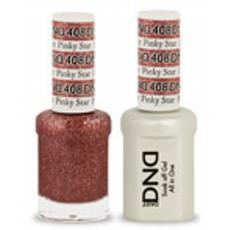 DND GEL 408 Pinky Star 2/Pack-Nail Supply UK
