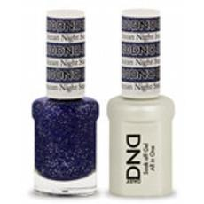 DND GEL 410 Ocean Night Star 2/Pack-Nail Supply UK