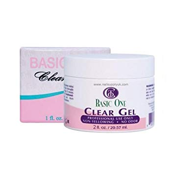 Christrio - Clear Gel 2oz-Nail Supply UK