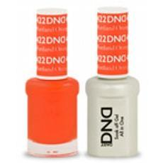 DND GEL 422 Portland Orange 2/Pack