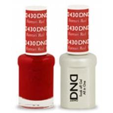 DND GEL 430 Ferrari Red 2/Pack-Nail Supply UK