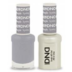 DND GEL 439 Purple Spring 2/Pack (please note colour is more purple than image shown)-Nail Supply UK