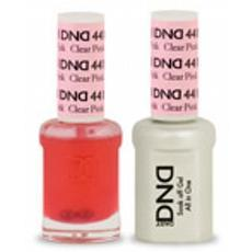 DND GEL 441 Clear Pink 2/Pack-Nail Supply UK
