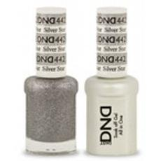 DND GEL 442 Silver Star 2/Pack