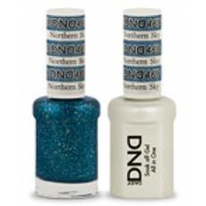 DND GEL 468 Northern Sky 2/Pack-Nail Supply UK
