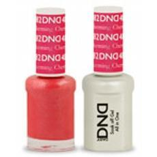 DND GEL 482 Charming Cherry 2/Pack-Nail Supply UK