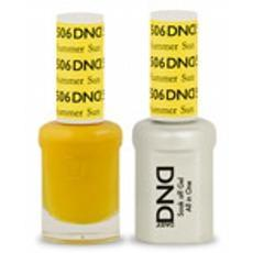DND GEL 506 Summer Sun 2/Pack-Nail Supply UK
