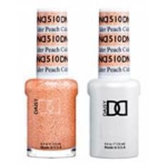 DND GEL 510 Peach Cider 2/Pack-Nail Supply UK
