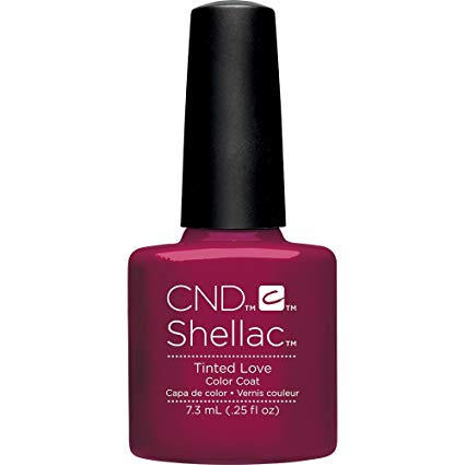 CND Shellac Tinted Love-Nail Supply UK