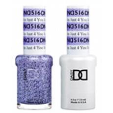 DND GEL 516 Just 4 You 2/Pack-Nail Supply UK