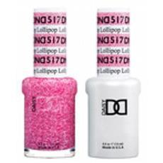 DND GEL 517 Lollipop 2/Pack-Nail Supply UK