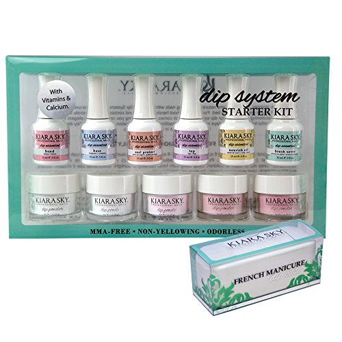 kiara-sky-dip-powder-starter-kit-Nail Supply UK