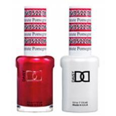 DND GEL 522 Pomegranate 2/Pack-Nail Supply UK