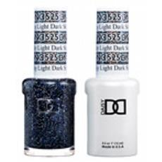 DND GEL 525 Dark Sky Lignt 2/Pack-Nail Supply UK
