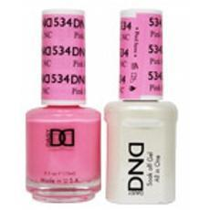 DND GEL 534 Pink Hill, NC 2/Pack-Nail Supply UK