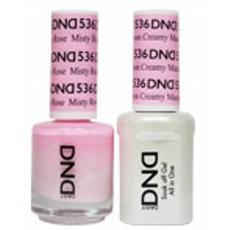 DND GEL 536 Creamy Macaroon 2/Pack-Nail Supply UK