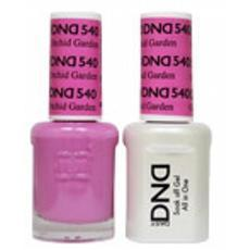 DND GEL 540 Orchid Garden 2/Pack-Nail Supply UK