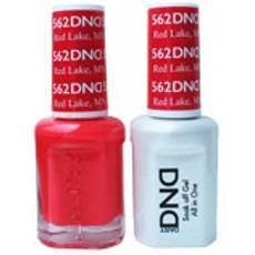 DND GEL 562 Red Lake, MN 2/Pack-Nail Supply UK