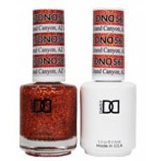 DND GEL 567 Grand Canyon, AZ 2/Pack-Nail Supply UK