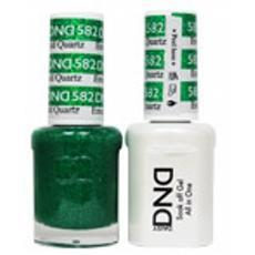 DND GEL 582 Emerald Quartz 2/Pack-Nail Supply UK
