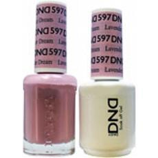 DND GEL 597 Lavender Dream 2/Pack-Nail Supply UK