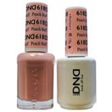 DND GEL 618 Peach Buff 2/Pack-Nail Supply UK