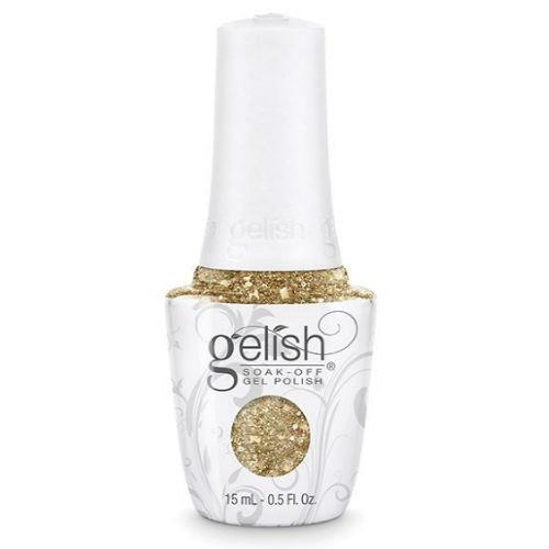 Gelish all that glitters is gold 1110947 .-Nail Supply UK
