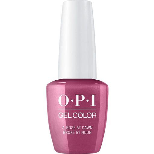 A Rose At Dawn Broke By Noon OPI Gel Color (GC V11)-Nail Supply UK