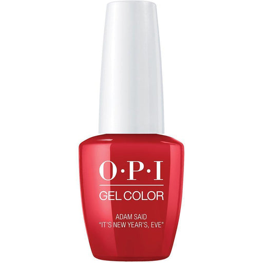 "Adam Said ""Its New Years, Eve"" OPI Gel Color (GC J09)-Nail Supply UK"