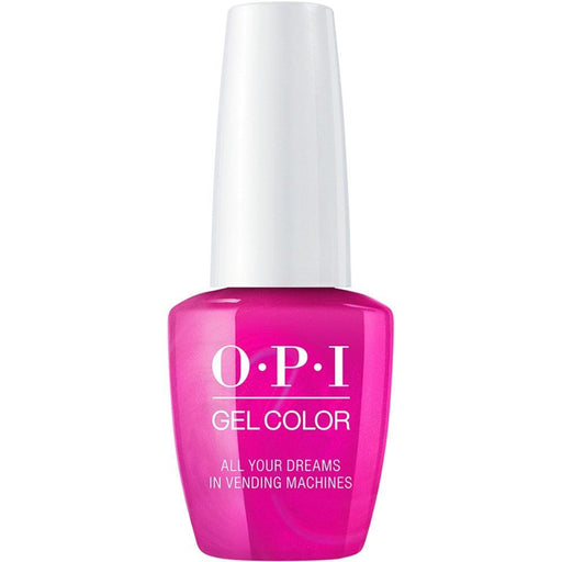 All Your Dreams In Vending Machines OPI Gel Color (GC T84)-Nail Supply UK