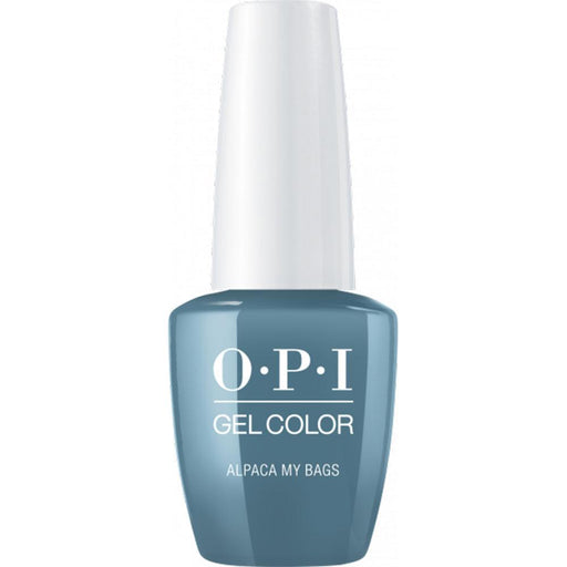 Alpaca My Bags OPI Gel Color (GC P33)-Nail Supply UK