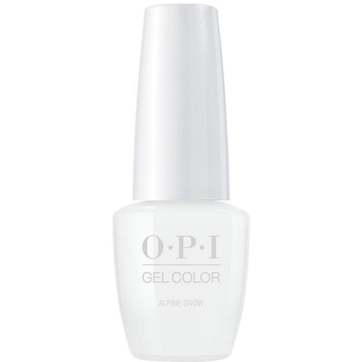 Alpine Snow OPI Gel Color (GC L00)-Nail Supply UK