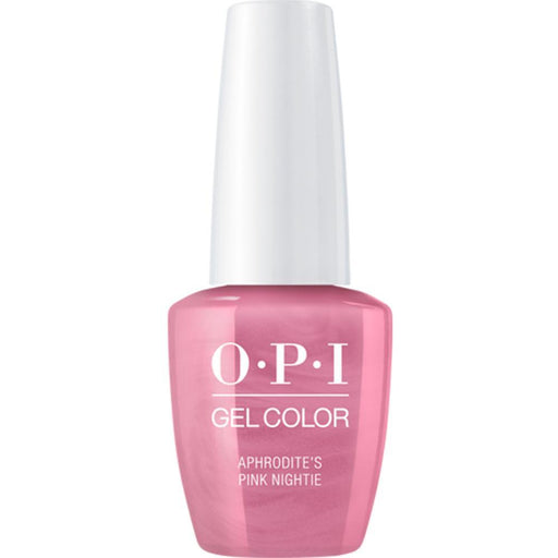 Aphrodite's Pink Nightie OPI Gel Color (GC G01)-Nail Supply UK