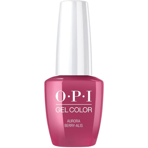 Aurora Berry-alis OPI Gel Color (GC I64)-Nail Supply UK