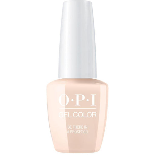 Be There in a Prosecco OPI Gel Color (GC V31)-Nail Supply UK