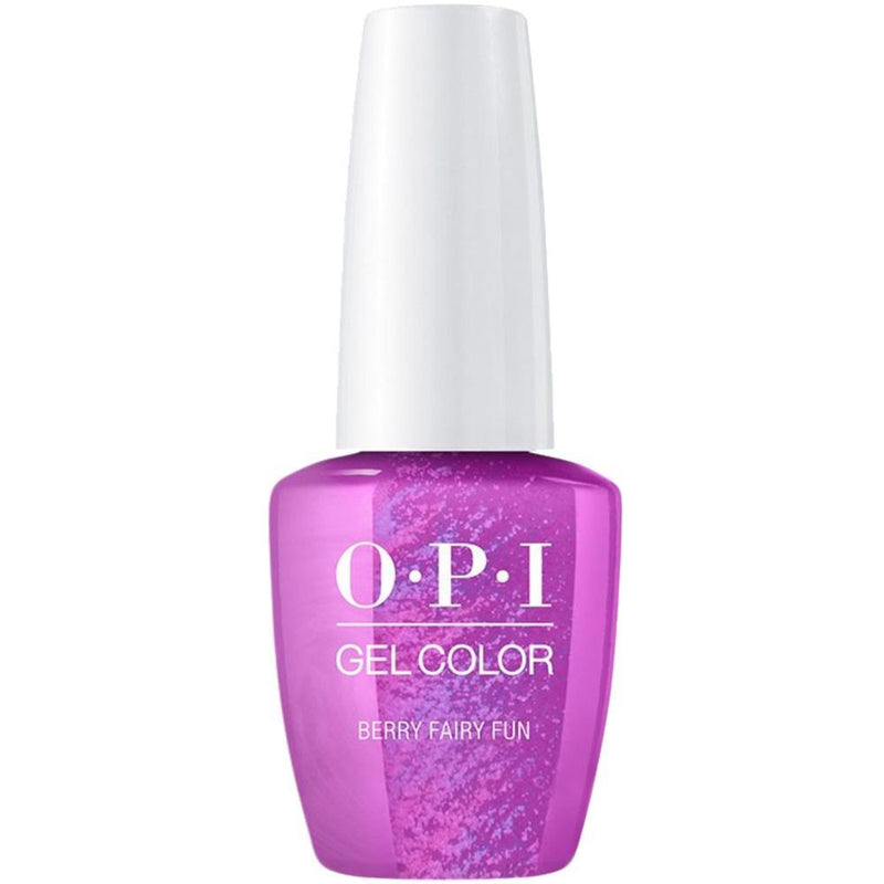 OPI Gel Color Berry Fairy Fun . (GC K08)-Nail Supply UK