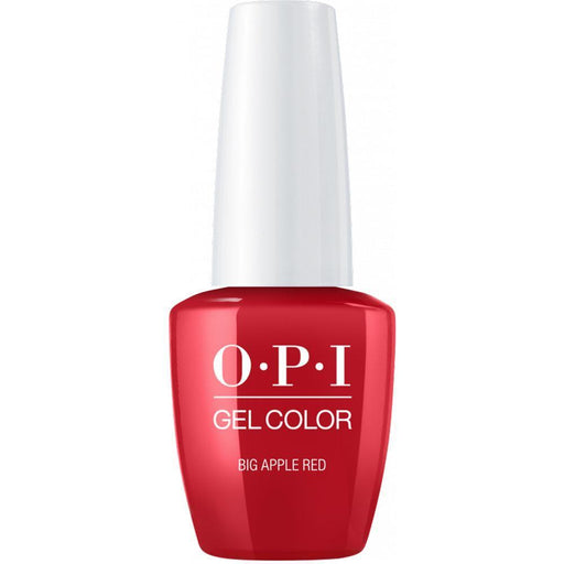 Big Apple Red OPI Gel Color (GC N25)-Nail Supply UK