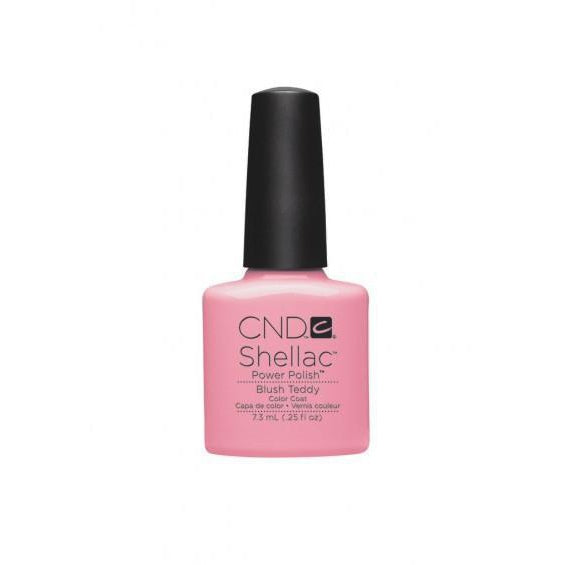 CND Shellac Blush Teddy-Nail Supply UK
