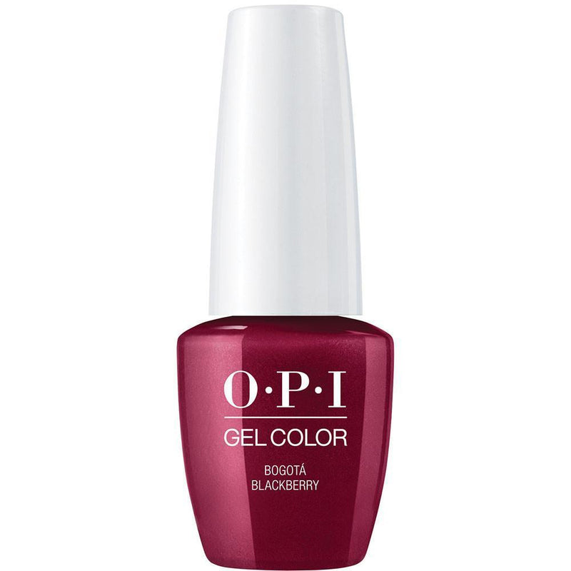 OPI Gel Color Bogota Blackberry . (GC F52)-Nail Supply UK