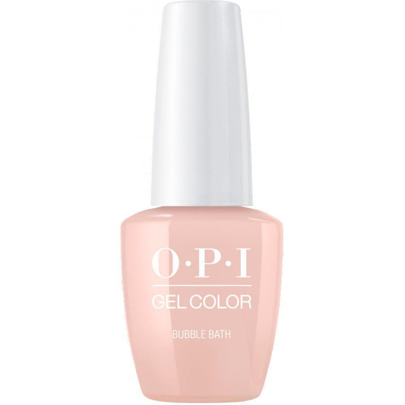 OPI Gel Color Bubble Bath . (GC S86)-Nail Supply UK