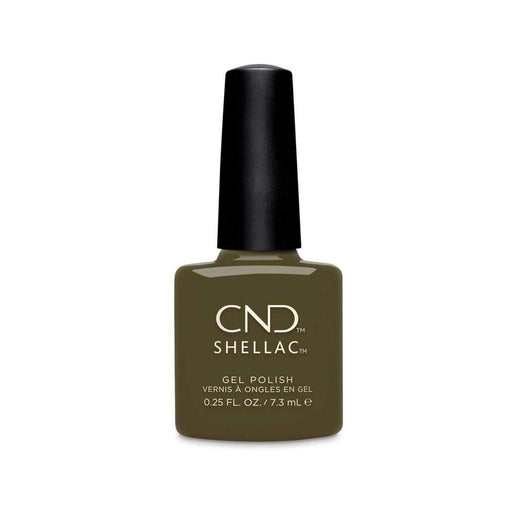 CND Shellac Cap and Gown-Nail Supply UK