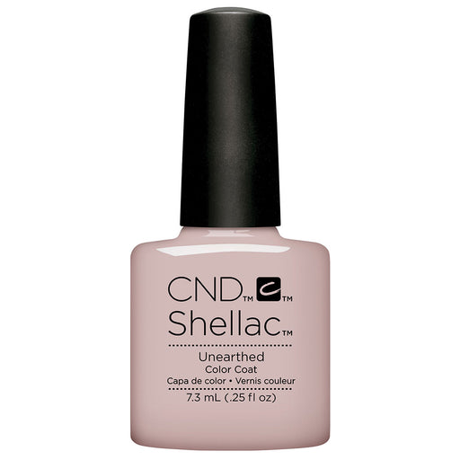 CND Shellac Unearthed-Nail Supply UK