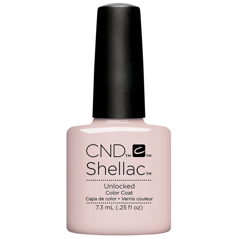 CND Shellac Unlocked-Nail Supply UK