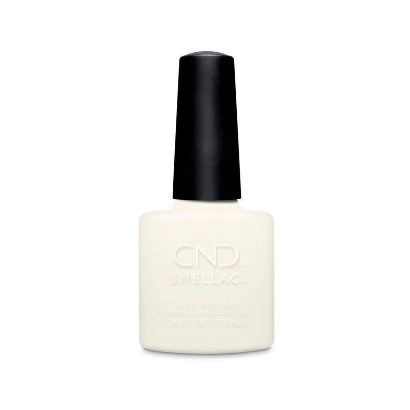 CND Shellac White Wedding-Nail Supply UK