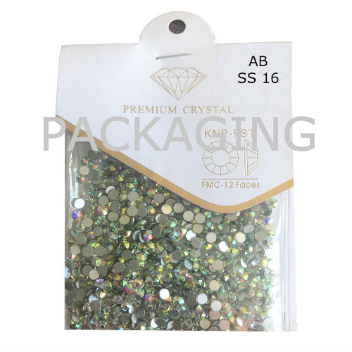 SS10 AB Rhinestones 1440 pcs-Nail Supply UK