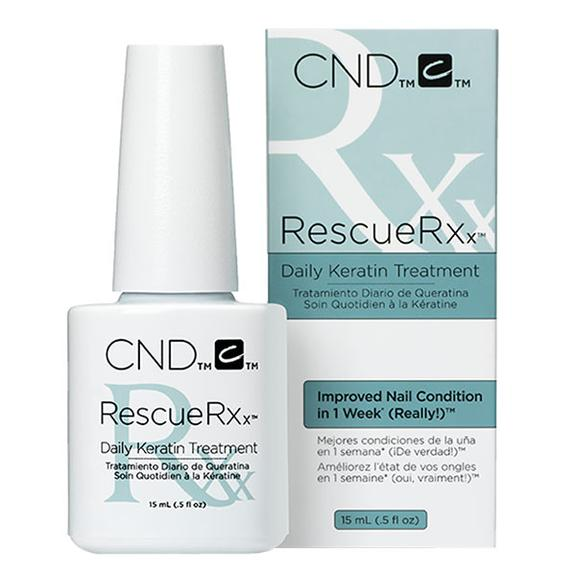 CND Rescue RXx - Daily Keratin Treatment 15ml-Nail Supply UK