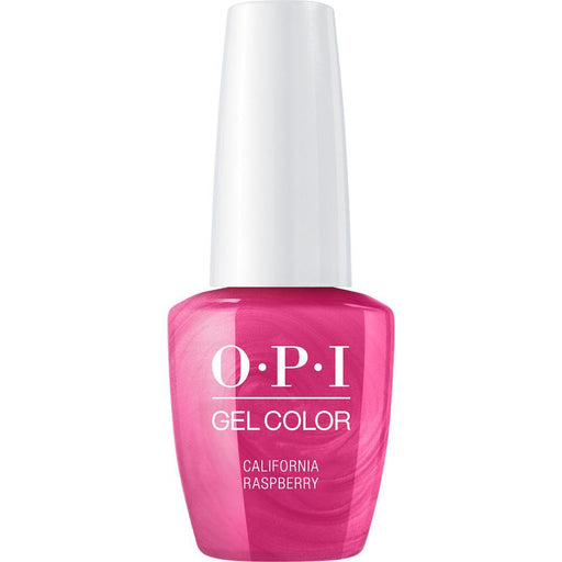 California Raspberry OPI Gel Color (GC L54)-Nail Supply UK