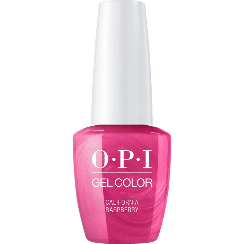 OPI Gel Color California Raspberry . (GC L54)-Nail Supply UK